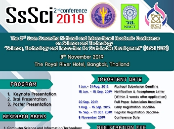 ssru academic conference 2019